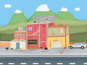 house-kosova-graphic-illustration