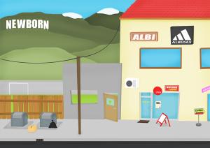 illustration-house-kosova-graphic-design
