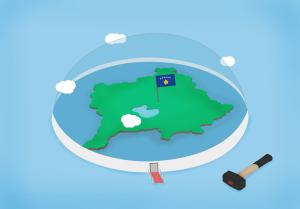 Kosova-visa-europe-art-political-map-2016